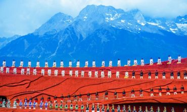 Panorami Cinesi: magnifico Yunnan