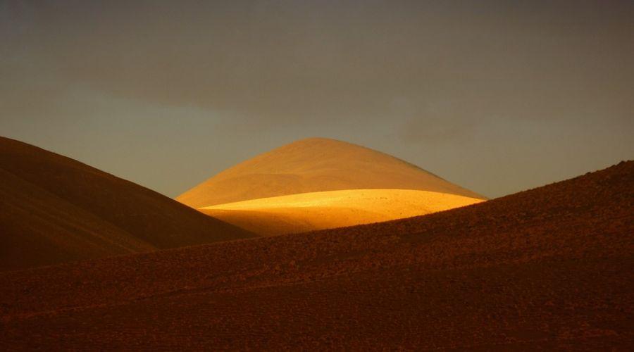 Le dune di sabbia