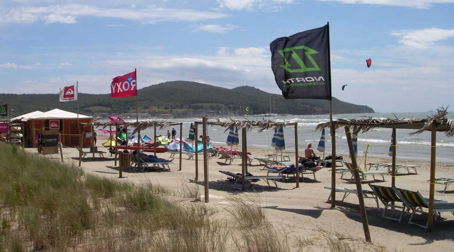 Puntone beach, sport e spiaggia per cani