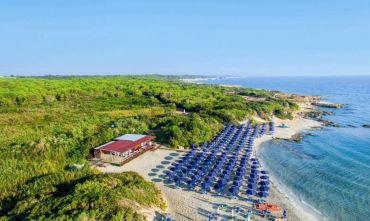 Villaggio Accessibile sul Mare tra i Pini Secolari del Salento!