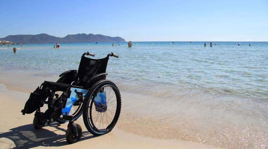 Accessibilità per disabili