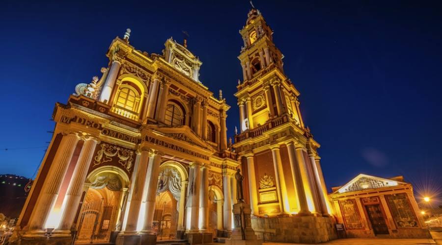 Basilica di San Francesco a Salta