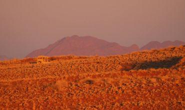 Alla scoperta del deserto del Namib
