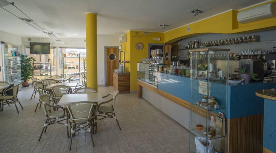 Bar, sala colazione