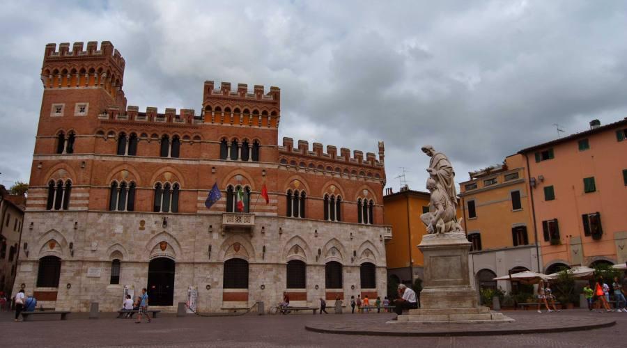 Piazza di Grosseto