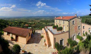 Relais immerso nella Maremma Toscana tra relax e attività sportive!