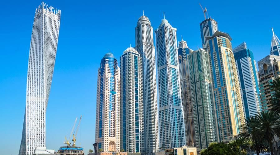 Grattacieli a Dubai