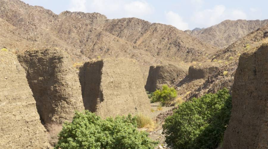 Montagne a Ras al Khaimah