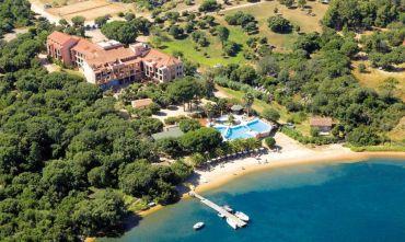 Hotel U Libecciu sulla costa meridionale