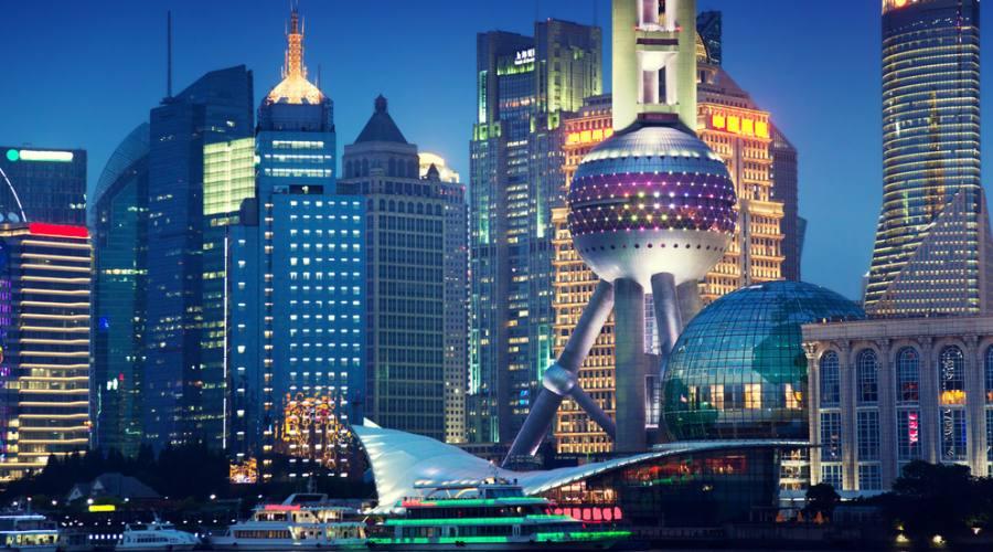 Shanghai notturna