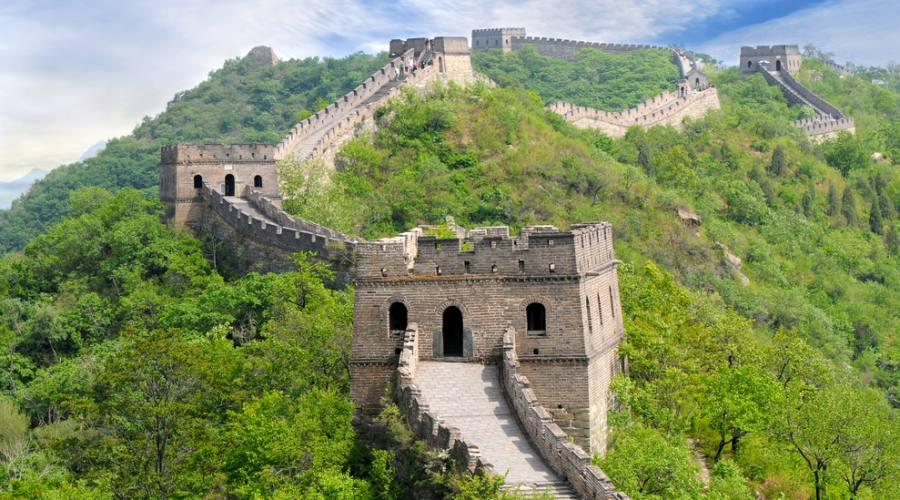 Beijing Grande Muraglia