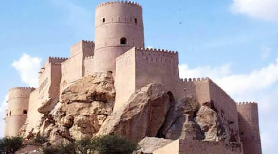 Forte di Nakhal