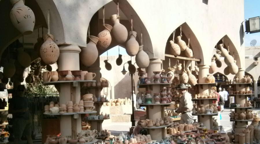 Ceramiche a Bahla