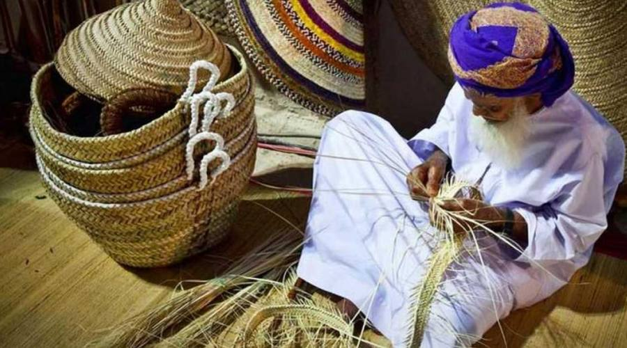 artigianato in Oman