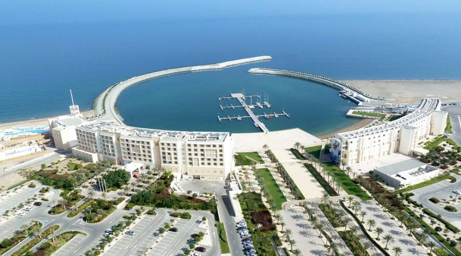 Hotel Millenium - baia verso le isole