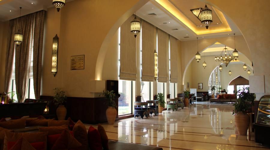 Nizwa- hotel Golden Tulip