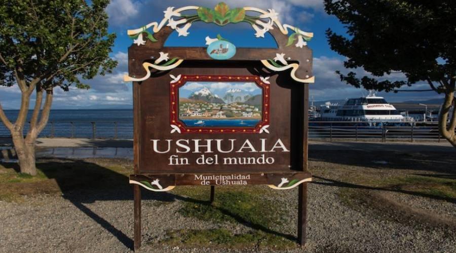 Ushaia - La Fin del Mundo