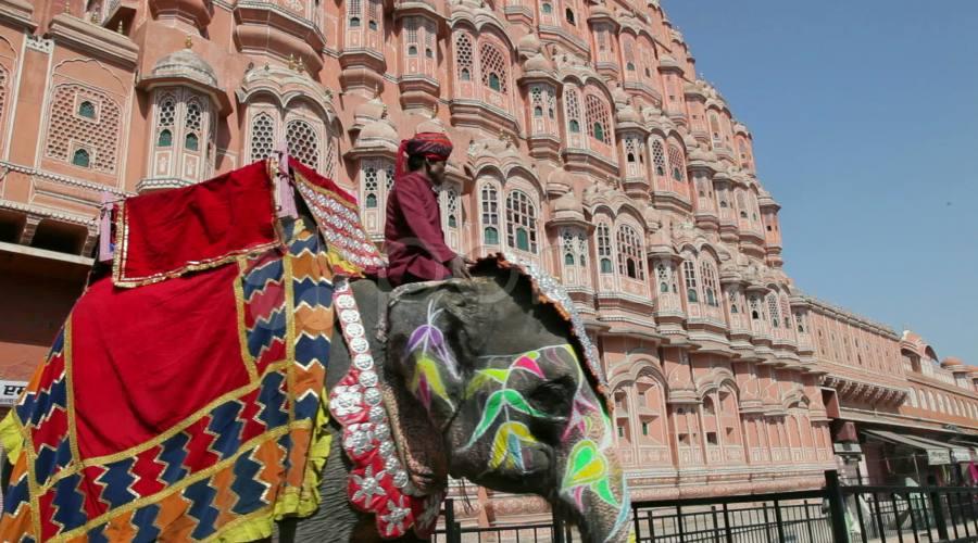 India Jaipur Palazzo dei venti
