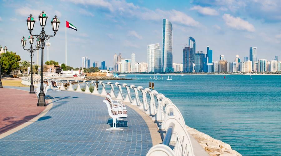 Abu Dhabi La Corniche