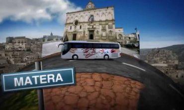 In bus dalla tua città verso la città dei Sassi, Ostuni ed Alberobello