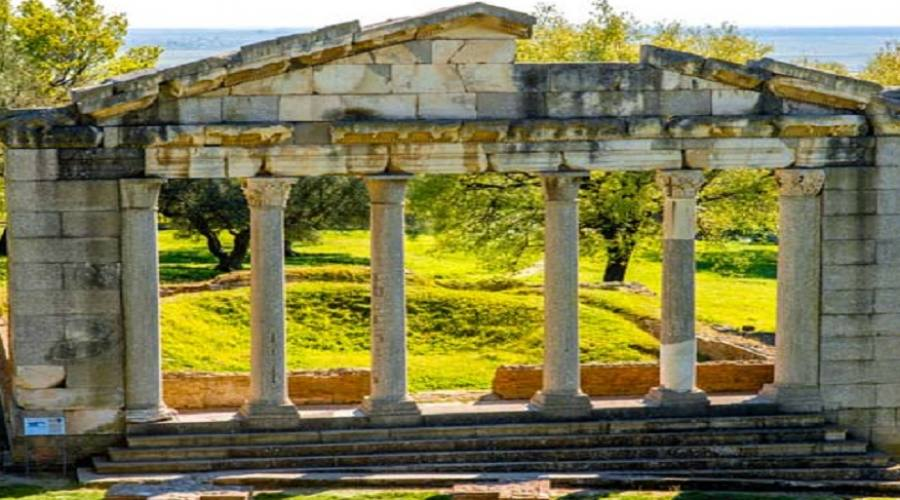 Apollonia Tempio Greco