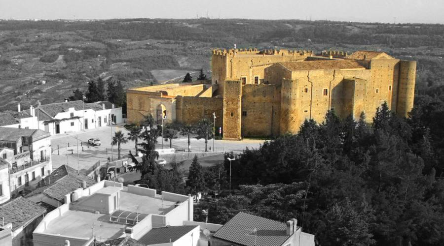 Castello del Malconsiglio Miglionico