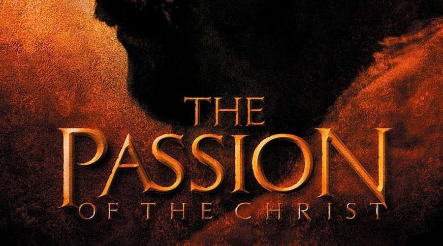 Locandina Film The Passion