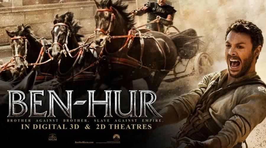 Locandina Film Ben-Hur