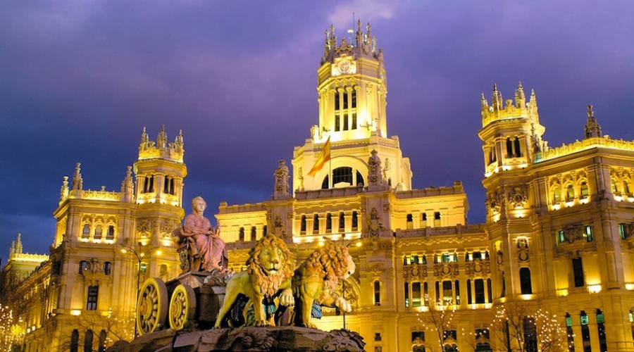 Ayutamento Madrid