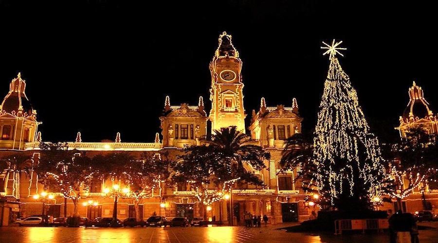 Natale a Valencia