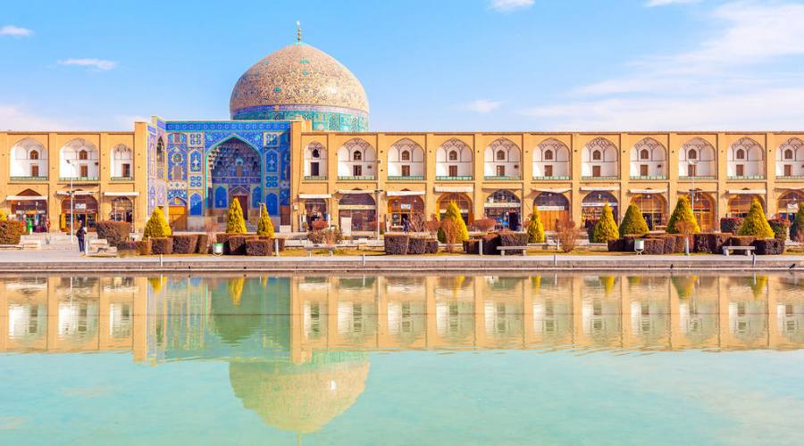 Isfahan: moschea dell'imam