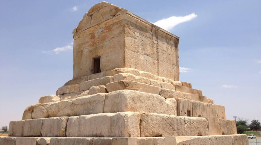 Tomba di Ciro il Grande