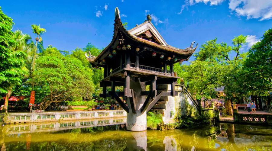 Tempio ad Hanoi