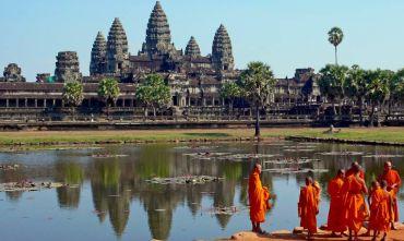 Viaggio di gruppo: Delta del Mekong e Cambogia