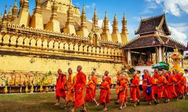 Tour di gruppo: Le perle del Mekong Laos e Cambogia