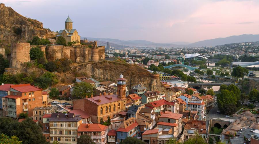 panoramica città vecchia