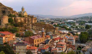 Capodanno nel Caucaso in Tour di Gruppo 6 giorni - partenza 29 dicembre
