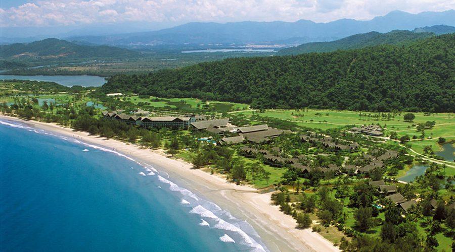 Spiaggia a Kota Kinabalu