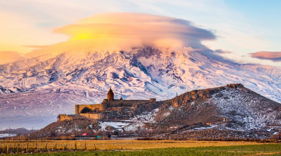 Montagne di Ararat