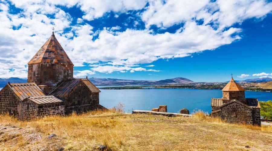 la chiesa di Sevan