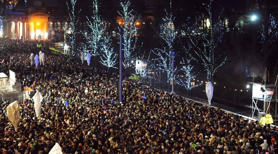 Edimburgo Street party