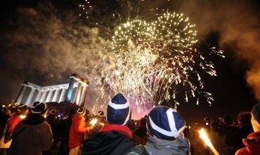 Capodanno nella Capitale: Hogmanay!