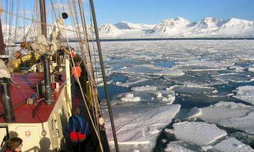 Una crociera tra balene e aurore boreali