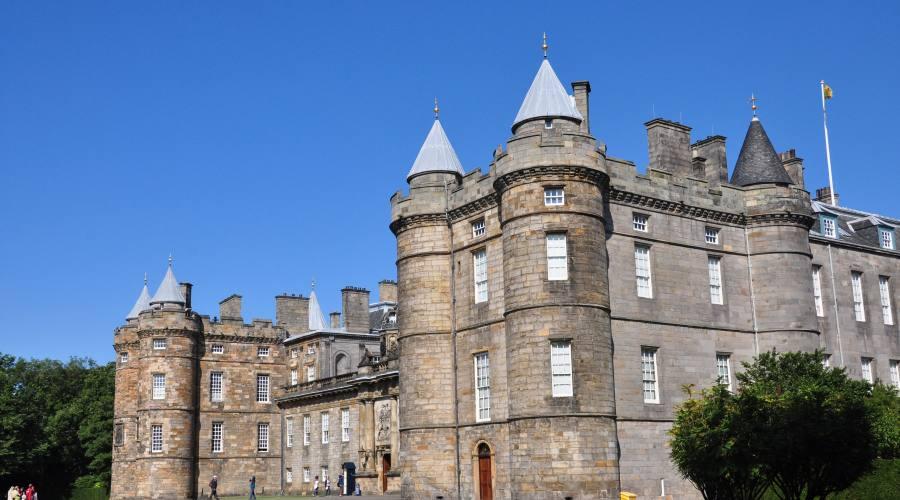 Edimburgo palazzo di Holyrood