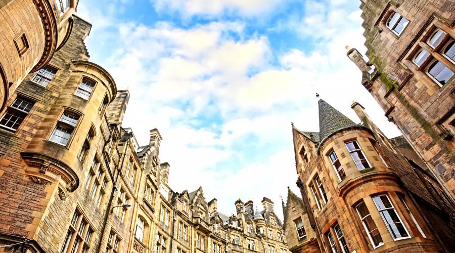 Edimburgo architettura