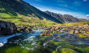 La capitale con escursione a Loch Ness