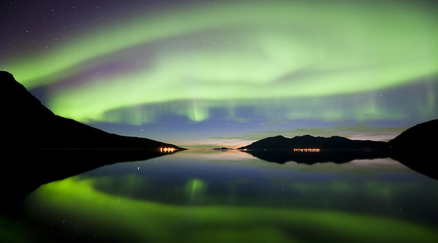 Aurora boreale (Gaute Bruvik_www.nordnorge.com)