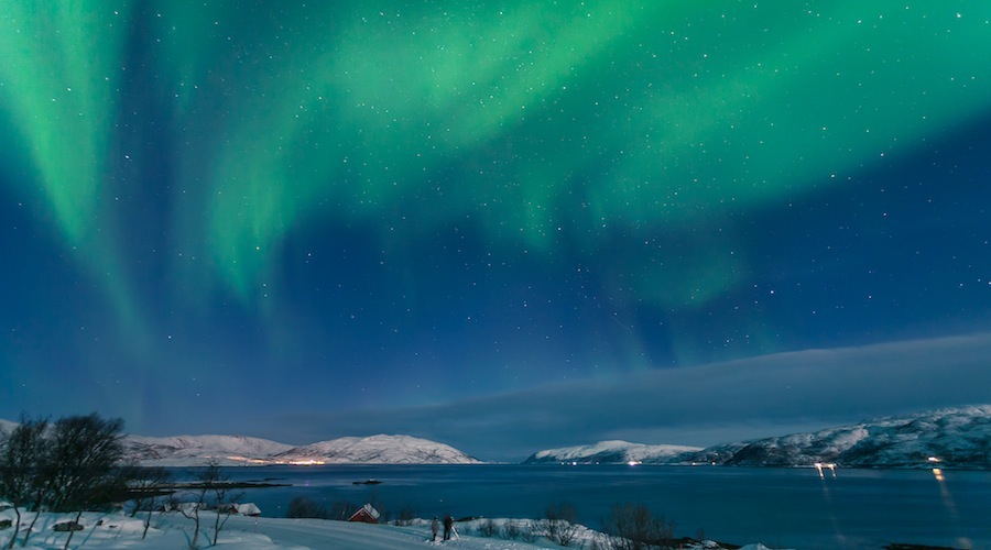Aurora boreale (Konrad Konieczny_www.nordnorge.com)