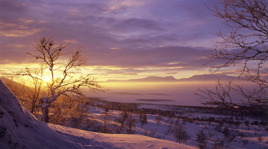Paesaggi invernali (Bjrn Klauer_www.nordnorge.com)