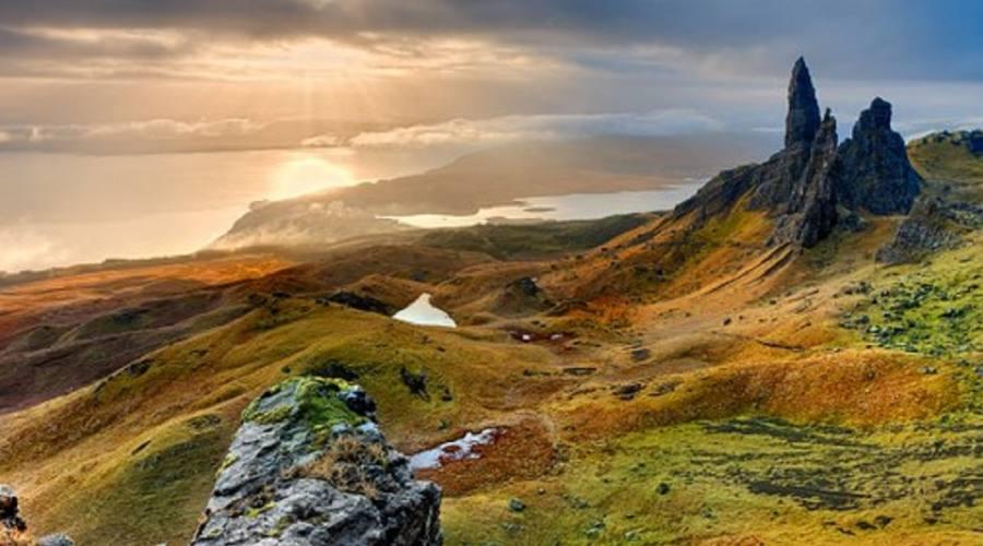 Isola di Skye: paesaggio